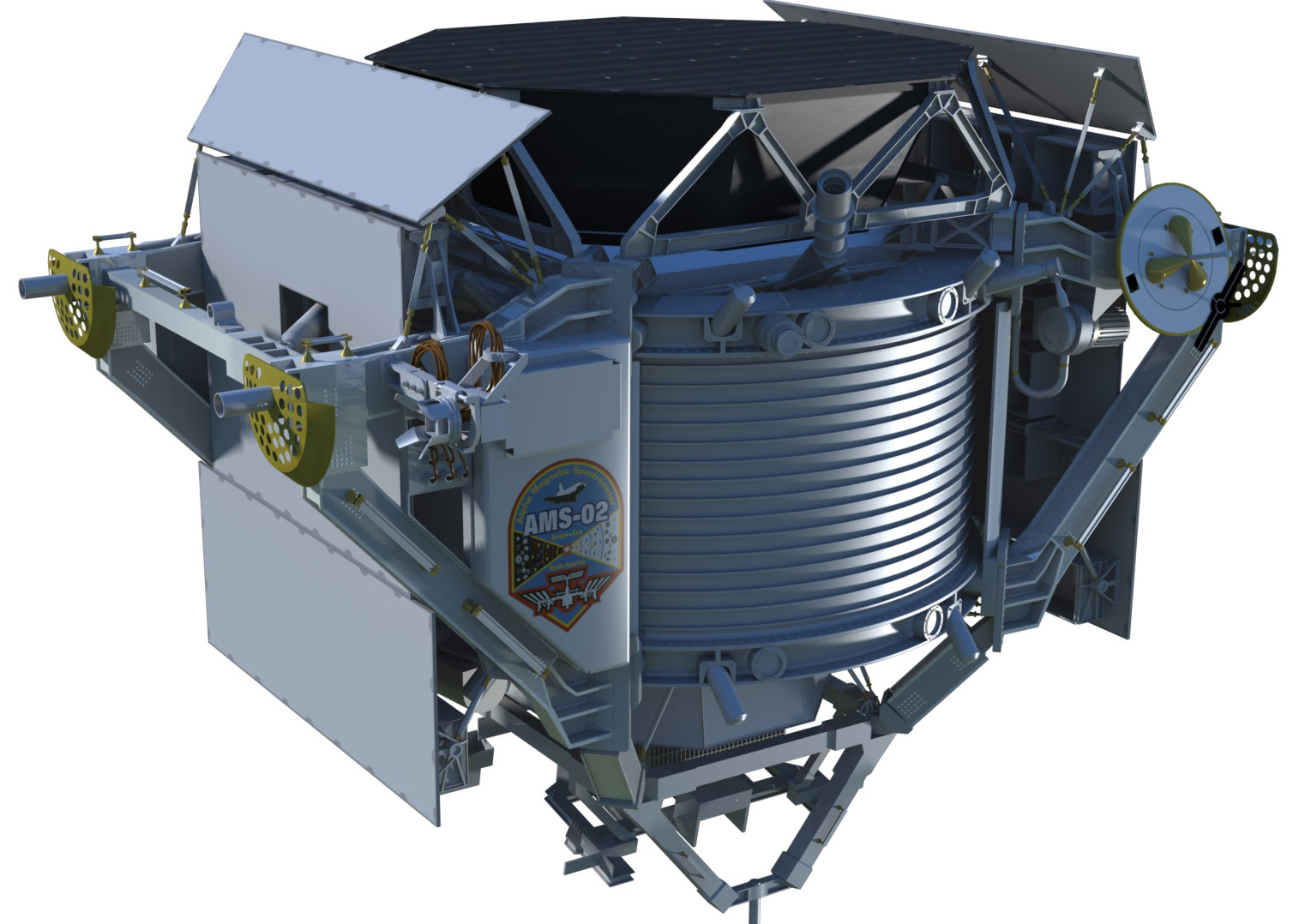 AMS instrument