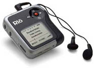 Rio Karma digital audio player