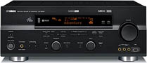 Yamaha RX N600 Network Home Theater Receiver